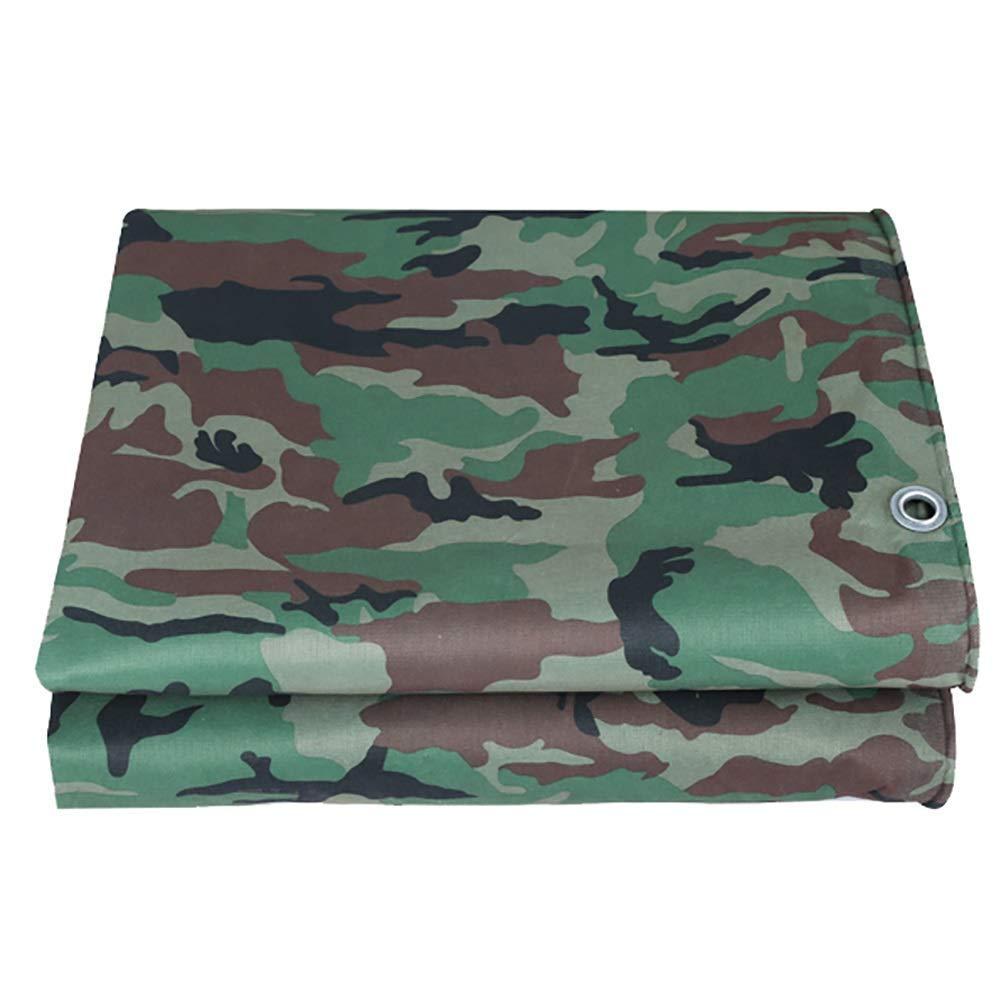 Waterproof Cloth Home Außenzelt Regensicheres Tuch mit wasserdichtem Tuch mit wasserdichter Plane Faltbarer Leinwand (Farbe   A, Größe   4×6m)