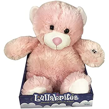 Lullabrites 12 Pink Bear in Box Doll As Seen on TV Plush