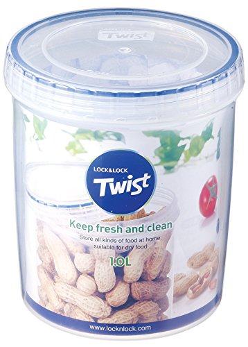 33.6 Oz. Twist Top Round Food Container