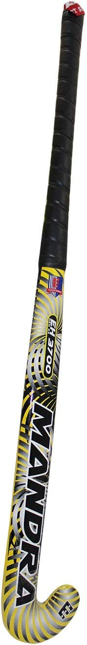 with Carrier Bag Included 20/% Carbon Exxact Sports Mandra Field Hockey Stick