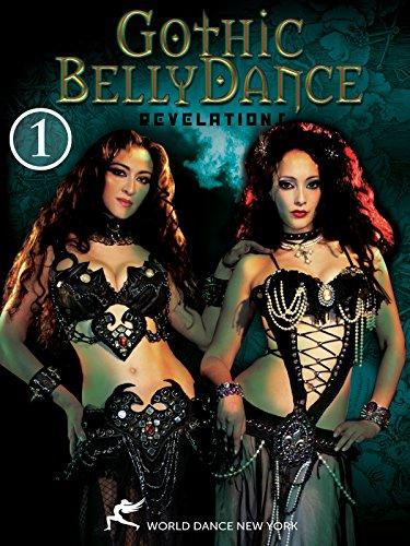 Revelations: Gothic Bellydance - Dark Fantasy belly dance performances; Part - Shades Solstice