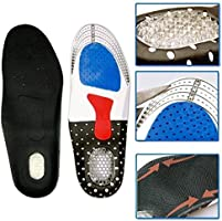 Medical & Orthopedic insoles with Arch Support for Men sport
