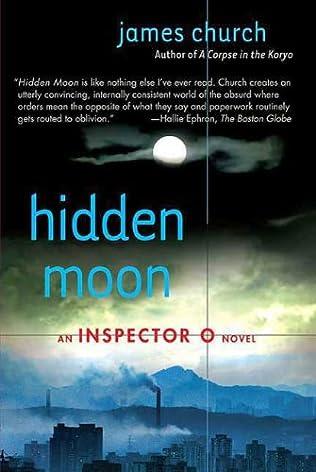 book cover of Hidden Moon
