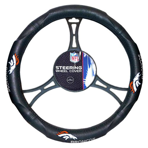 The Northwest Company Officially Licensed NFL Car Steering Wheel Cover