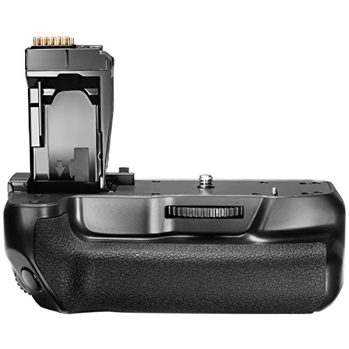 Neewer NW-760D Battery Grip Replacement for BG-E18 Work with LP-E17 Battery for Canon EOS 750D/T6i, ()