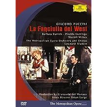 Puccini - La Fanciulla del West / Daniels, Domingo, Milnes, Croft, Laciura, Fitch, Slatkin, Metropolitan Opera (2005)