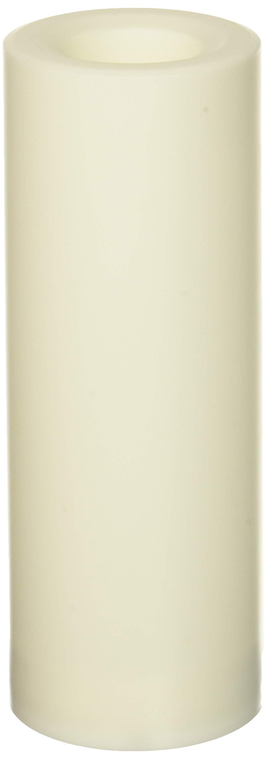 STERNO HOME CGT20308WH Inglow White Outdoor Battery Operated Candle