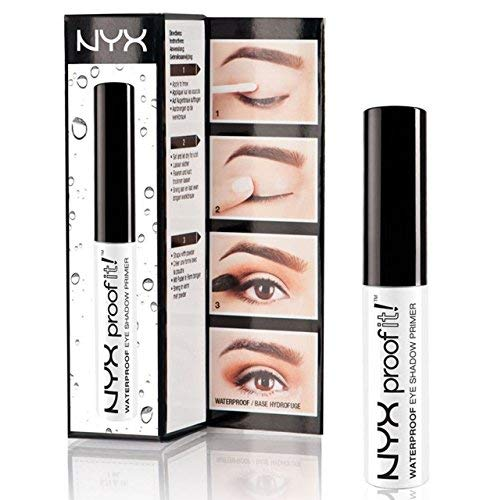 NYX Proof It! Waterproof Eye Shadow Primer Base Hydrofuge PIES01
