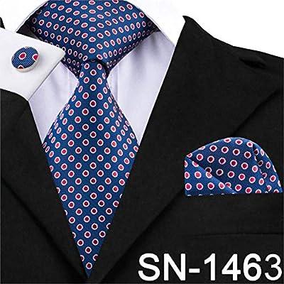IG Carrera Hombre S Tie Tie Corbata de lunares de moda Corbatas ...