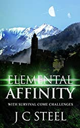 Elemental Affinity: With survival come challenges (The Cortii series Book 3)