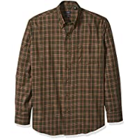 Arrow Men's Long Sleeve Heritage Twill Shirt