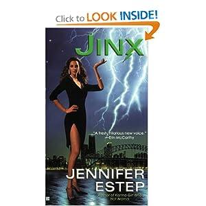 Jinx (Bigtime) Jennifer Estep