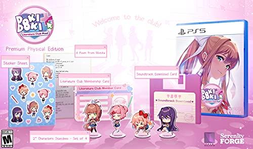 Doki Doki Literature Club Plus – PlayStation 5