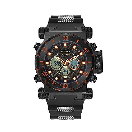 Swole O'Clock Vulcan 3.0 Men's Watch