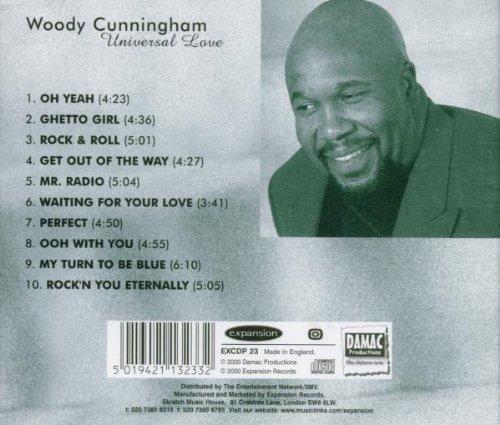 Woody Cunningham Universal Love