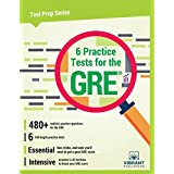 6 Practice Tests for the GRE (Test Prep Series)