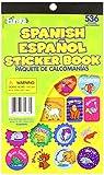 eureka valentines stickers - Eureka Spanish Sticker Book