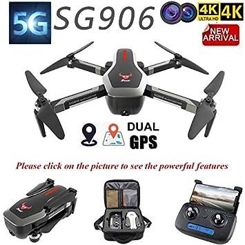 YIQIFEI Drone con Camara HD, 4K Drones con Camara Profesional ...