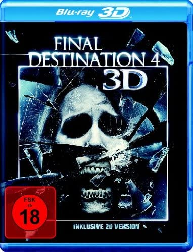Final Destination 4 (3D Vers.)(Blu-ray) (FSK 18)