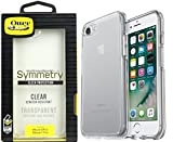 OtterBox SYMMETRY CLEAR SERIES Clear Case for iPhone 8 +/iPhone 7 Plus - (ONLY 5.5inch) - Retail Packaging With - Stylus Pen (Certified Refurbished)