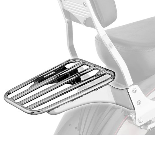 (Cobra Sissybar Luggage Tubed Rack for Suzuki Volusia 800, C50/C90/M50/C109R Bou)