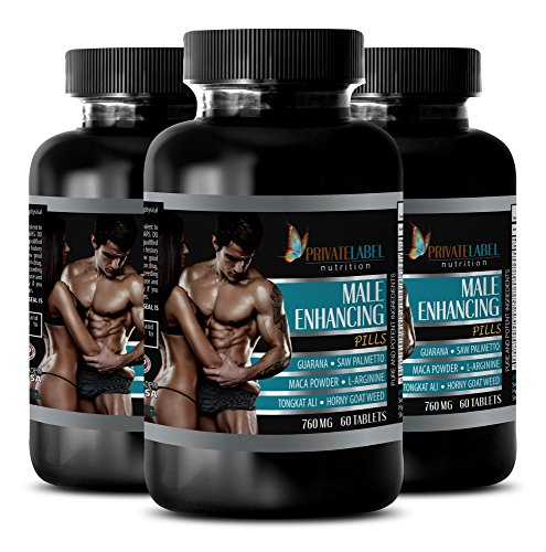 libido enhancer for men - MALE ENHANCING PILLS - saw palmetto extract 320 mg - 3 Bottle (180 (320 Mg Tab)