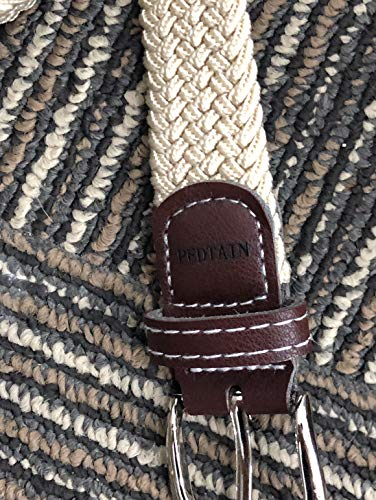 PEDTAIN Canvas Belts Women Woven Elastic Stretch Fabric Belt by PEDTAIN (Image #1)