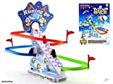 ARSUK Penguin Race Slide Running go with sounds