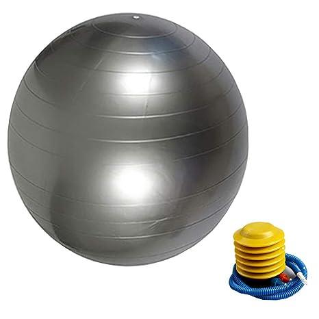 YunNasi - Balón de Yoga Profesional para Mujer, Pilates, Yoga ...