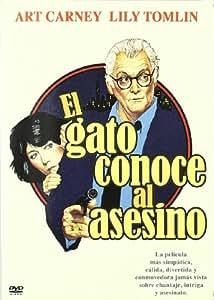 El Gato Conoce Al Asesino [DVD]