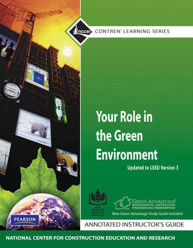 Your Role in the Green Environment, AIG Update