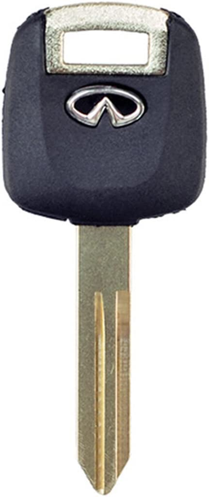 NEW FOR INFINITI Q45 1990-1996 REPLACEMENT UNCUT KEY BLANK MADE IN USA INF90