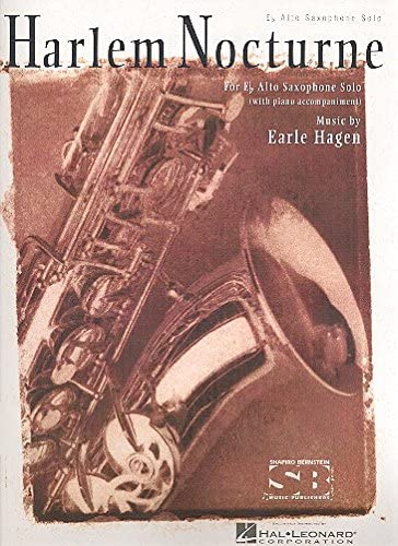Harlem Nocturne: For Alto Saxophone And Piano