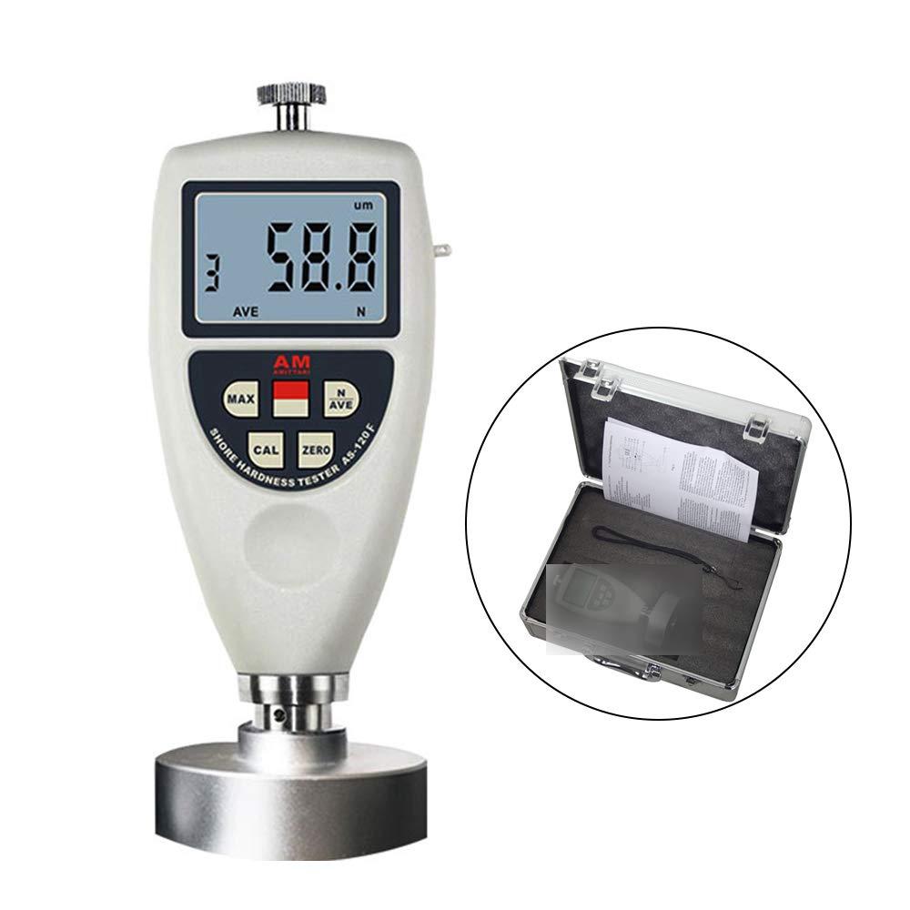 KKmoon Shore Durometer Sponge Durometer Soft Sponge Hardness Tester Soft Foam Sclerometer