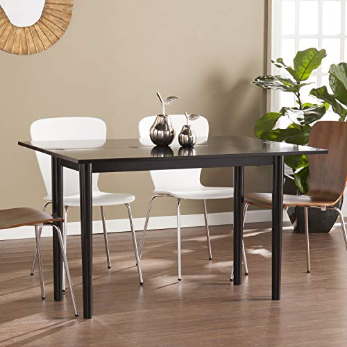 Dining Flip Table Top (Harper Blvd Caddo Flip Top Convertible Console to Dining Table)