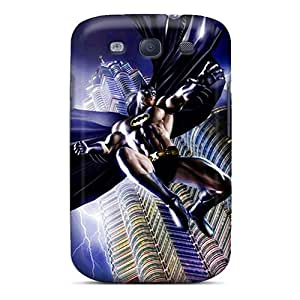 Hot PTucG9088wubIh Batman I4 Tpu Case Cover Compatible With Galaxy S3