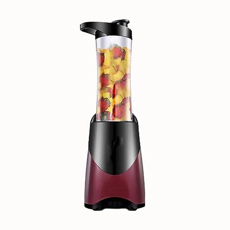 LDFN Exprimidor Fruit Juicer Home Mini Portátil Pequeño Eléctrico Fried Juice Maker Student Automatic,Onecolor