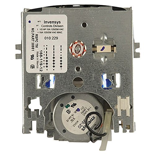 38881P Speed Queen Washer Dryer Combo TIMER,115V,60HZ,5 Cy ()