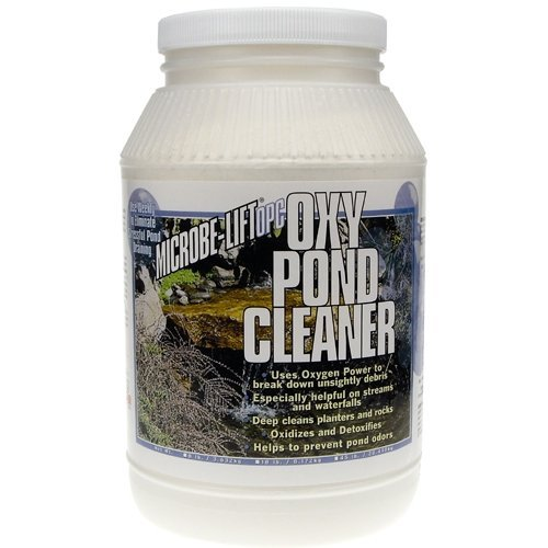 Oxy Cleaner Pond (ECOLOGICAL LAB OPCMD ML OXY POND CLEANER 8 LB)