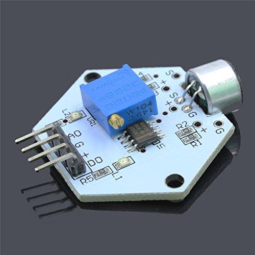 Sound Detection Sensor Module for Arduino LDTR-0003 Sensors:
