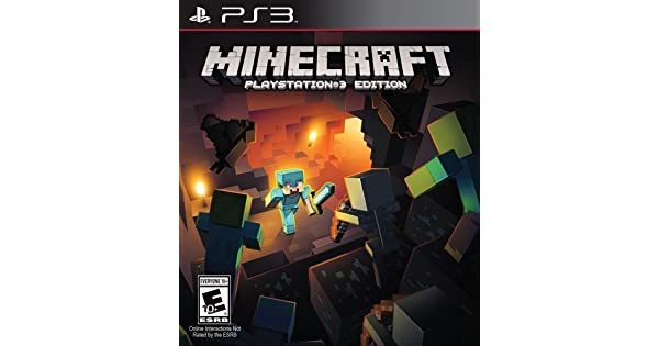Amazoncom Minecraft PlayStation Sony Interactive Entertai - Minecraft survival spiele