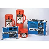 Water-Jel Technologies 3630-04 3' x 2.5' Canister Burn Wrap (4 Per Case), English, Plastic, 1'' x 36'' x 27.6''