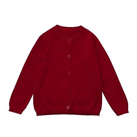 feiXIANG Descuento de Primavera y Verano Ropa de bebé niña niño niña Ropa de Punto suéter