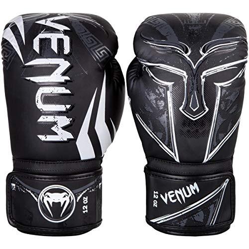 Venum Gladiator 3.0 Boxing Gloves - Black/White
