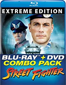 Street Fighter (Extreme Edition Blu-ray/DVD Combo)