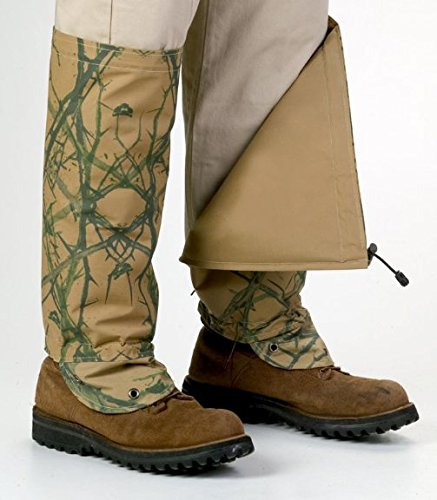(TurtleSkin® SnakeArmor Snake Gaiters (Regular))