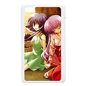 When They Cry iPod Touch 4 Case White Phone cover F7619982