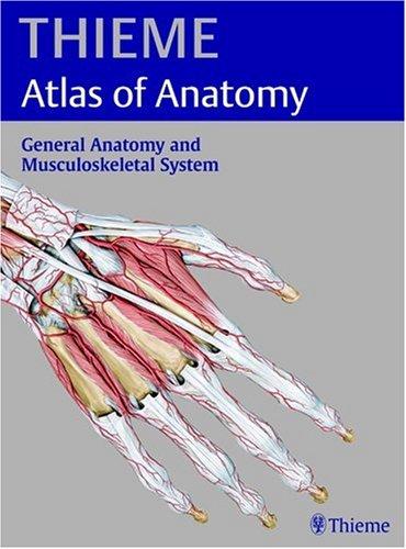 Full Thieme Anatomy Book Series - Thieme Anatomy Books In Order