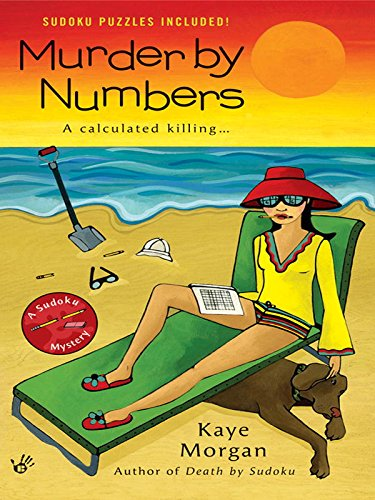 Murder By Numbers (A Sudoku Mystery Book 2)