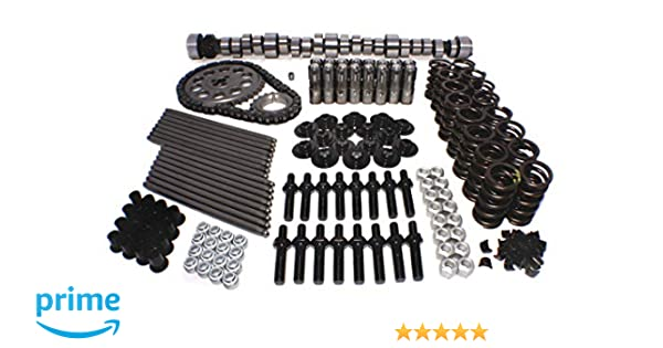 COMP Cams CL01-601-8 Mutha Thumpr 235//249 Hydraulic Roller Cam and Lifter Kit for Chevrolet Big Block GEN VI